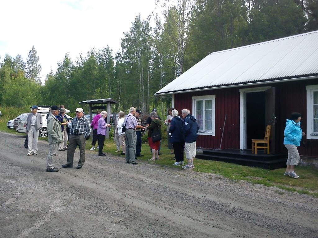 Byvandring Ösjö missionshus
